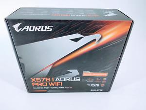 Gigabyte X570 I AORUS Pro WiFi (AMD Ryzen 3000/X570/Mini-Itx/PCIe4.0/DDR4)