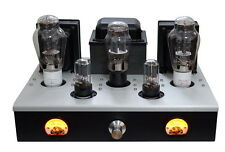 Linyun 300B Single-ended Class tube amplifier 9W × 2 Luxury version