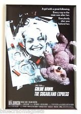 The Sugarland Express Fridge Magnet (2.5 x 3.5 inches) movie poster spielberg