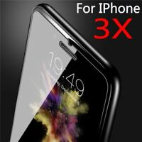 "3X Premium Real Tempered Glass Film Screen Protector for Apple 4.7"" iPhone 6/7"