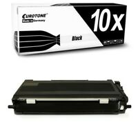 10x Eurotone Cartucho XXL Compatible para Brother HL-2170-N DCP-7040 MFC-7320-W