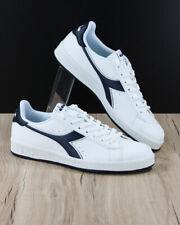 Diadora Scarpe Sportive Sneakers Sportswear GAME P Uomo Bianco Pelle sintetica