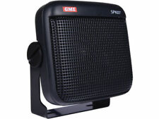 GME SPK07  8 Ohm dust/water resistant extension speaker with lead And plug black
