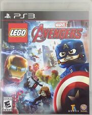 LEGO Marvel's Avengers (Sony PlayStation 3, 2016) (5783-SM63)