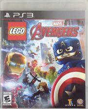 LEGO Marvel's Avengers (Sony PlayStation 3, 2016) (5783-SM63)