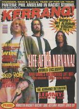 KERRANG MAGAZINE  NO.538  MARCH 25 1995  LIFE AFTER NIRVANA!     LS