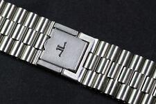 raro bracciale Vintage  Jaeger Le Coultre JLC  stainless steel NSA bracelet nos