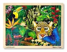 Wooden Animals 26 - 99 Pieces Jigsaws & Puzzles
