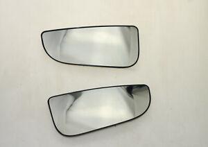 L + R Towing Mirror Spotter lower Glass Dodge Ram 1500 2500 3500 2010-2016 SET
