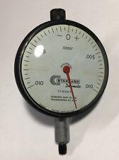 Brown Amp Sharpe Standard Gage D3 26226 A Dial Indicator 0 075 Range 0005