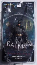BATMAN: ARKHAM CITY. RABBIT HOLE BATMAN ACTION FIGURE. NEW ON CARD.