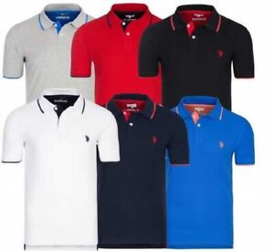 U.S. POLO ASSN. Herren Poloshirts - verschiedene Modelle - Ausverkauf