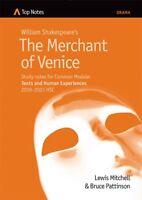 HSC Notes The Merchant of Venice: Common Module 2019-2013 HSC