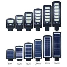 Solar LED Street Light Commercial Residential Mountable