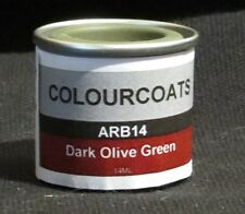 Colourcoats Dark Olive Green - (ARB14)