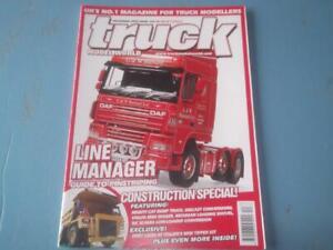 Truck Model World Magazine Dec 2009
