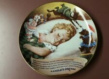 """Vtg Willits Galleries- """"A Child'S Dream� Circus Legends Of Ringling Bros. #873"""
