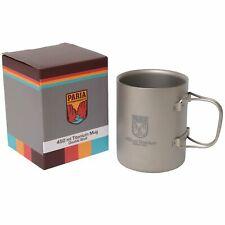 Paria Outdoor Products 450 ml Titanium Double Wall Mug