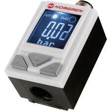 Norgren 50d ds-e1v10p4b2pr00 VACUUM Interruptor -1 to 0 bar 4mm Port 2xpnp