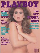 PLAYBOY SEPTEMBER 1988-B - LAURA RICHMOND - JESSICA HAHN NUDE !!!