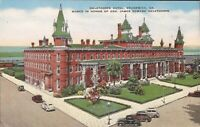 Brunswick, GEORGIA - Oglethorpe Hotel - ARCHITECTURE