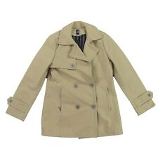 TOMMY HILFIGER Damen Mantel S/P 36 beige Trenchcoat wie Woman Jacket NEU