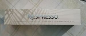 Nespresso Vertuo Tropical Coconut over Ice in hand