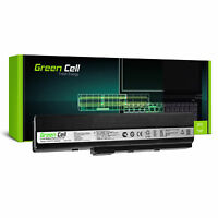 Batterie Asus X52JT-SX547V X52JT-SX580V X52JT-SX636V X52JT-XR1 4400mAh