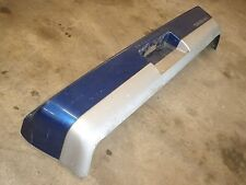 85-90 Trans Am REAR BUMPER COVER w Ground Effects Style 89 tpi Chicago Milwaukee