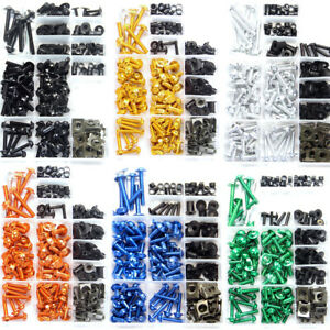 Complete Fairing Bolt Kit Screws For Aprilia RS 50 RS 125 RS4 125 RS 250 RX125