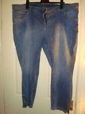 C&A UK 28 EU 56  Blue jeans