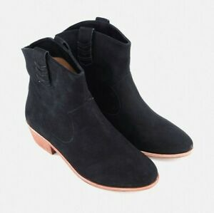 Jack Rogers Women's Stella Slip On Boots, Black US 8 Casual Synthetic Leather