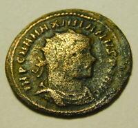 An Ancient Roman Copper Coin A48-202