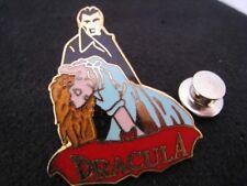 Pin's Folies Enamel pin Badge Cinema Movie Hammer Horror Christopher Lee Dracula