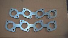 lexus v8 1uz-fe stainless steel exhaust manifold flanges, ls400, soarer.