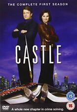 Castle - Season 1 [DVD] By Nathan Fillion,Stana Katic.