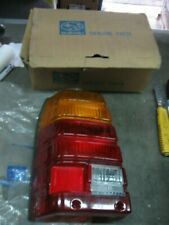 Subaru 1982 - 84 Wagon LH Side Tail Light Lamp Original No : 784201710 NOS Japan