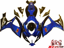 Carrosserie carénage Fairing Injecté Pour Suzuki GSXR 600 750 K6 2006-2007 J24