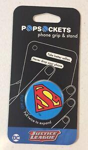 Superman DC Justice League Pop Socket PopSocket