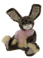 NEW! 2019 Charlie Bears Spring Bunnies BUNYA (Brand New Stock!)