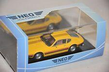 NEO 44222 - Volkswagen VW SP2 jaune - 1974   1/43