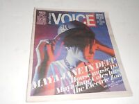 The Village Voice Maya Jane Coles Occupy Wall Street Movement Paul Ryan 2012