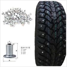 100Pcs Car Tires Studs Tungsten Carbide Flat Tire Versatile Durable Proven Auto