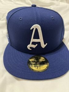 Philadelphia Athletics New Era Fitted 7 1/2. 1943 All Star Game Side Patch