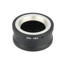 M42-NEX Lens Adapter Ring for M42 Lens to SONY NEX3 NEX5 NEX5N NEX5T E Mount Hot