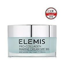 Elemis Pro Collagen Marine Cream 1.6 oz/ 50 ml SPF 30 Expirt. Date 2020 New BOX