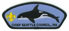 Chief Seattle Council - Recruiter whale CSP