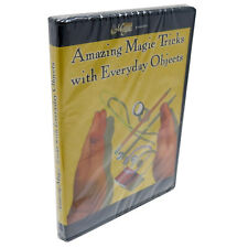 Amazing Magic with Everyday Objects Dvd From Royal Magic - Magic Dvd