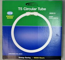 BELL LIGHTING T5 CIRCULAR TUBE - 4000K, COOL WHITE, 05466, 2GX13