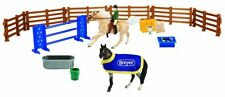 Breyer Stablemates English Play Set Horse 1:32 Scale